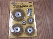 NORTHERN INDUSTRIAL TOOLS 5 PC WIRE BRUSH SET